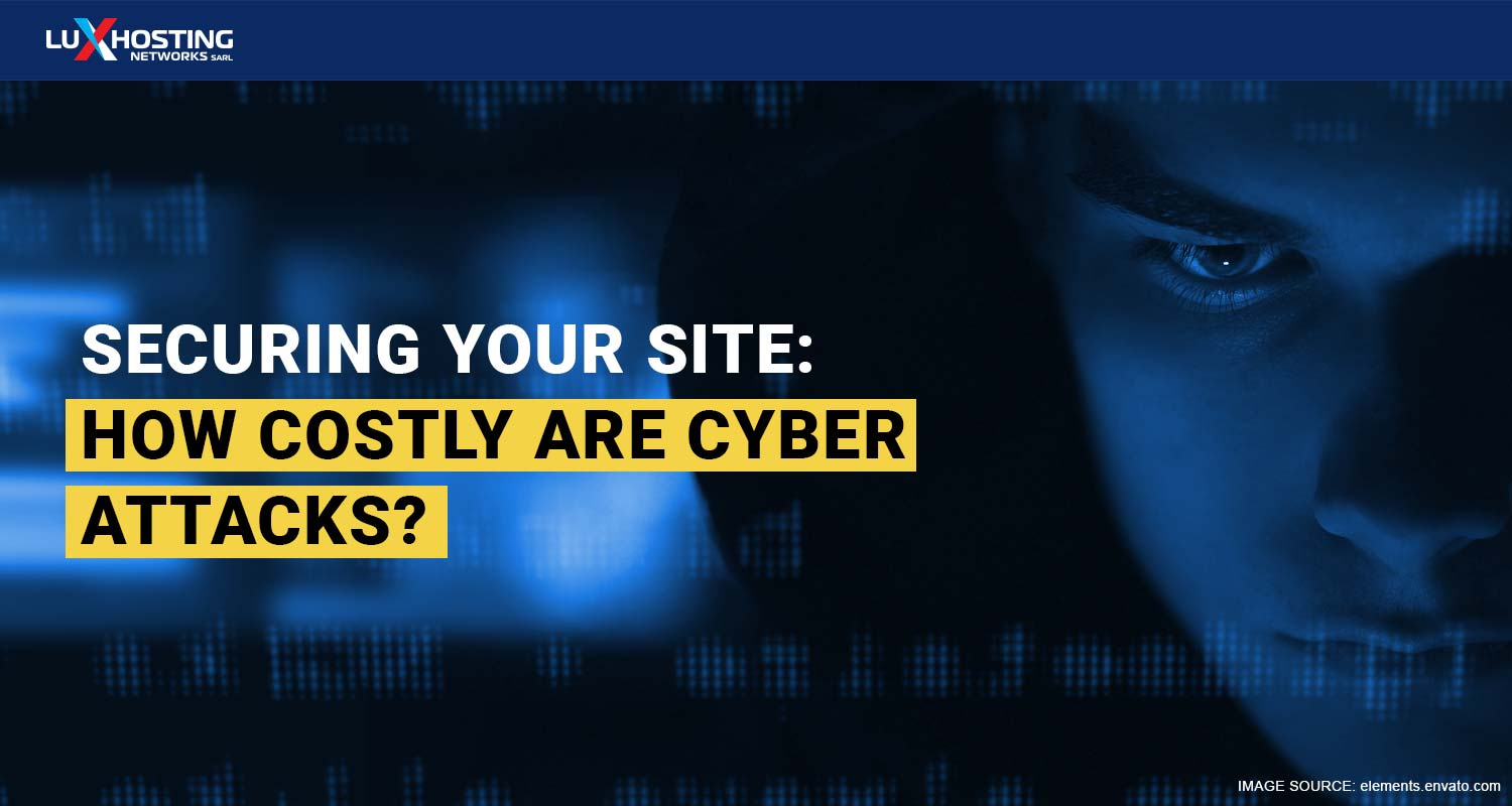 Securing Your Website: How Costly are Cyber Attacks?