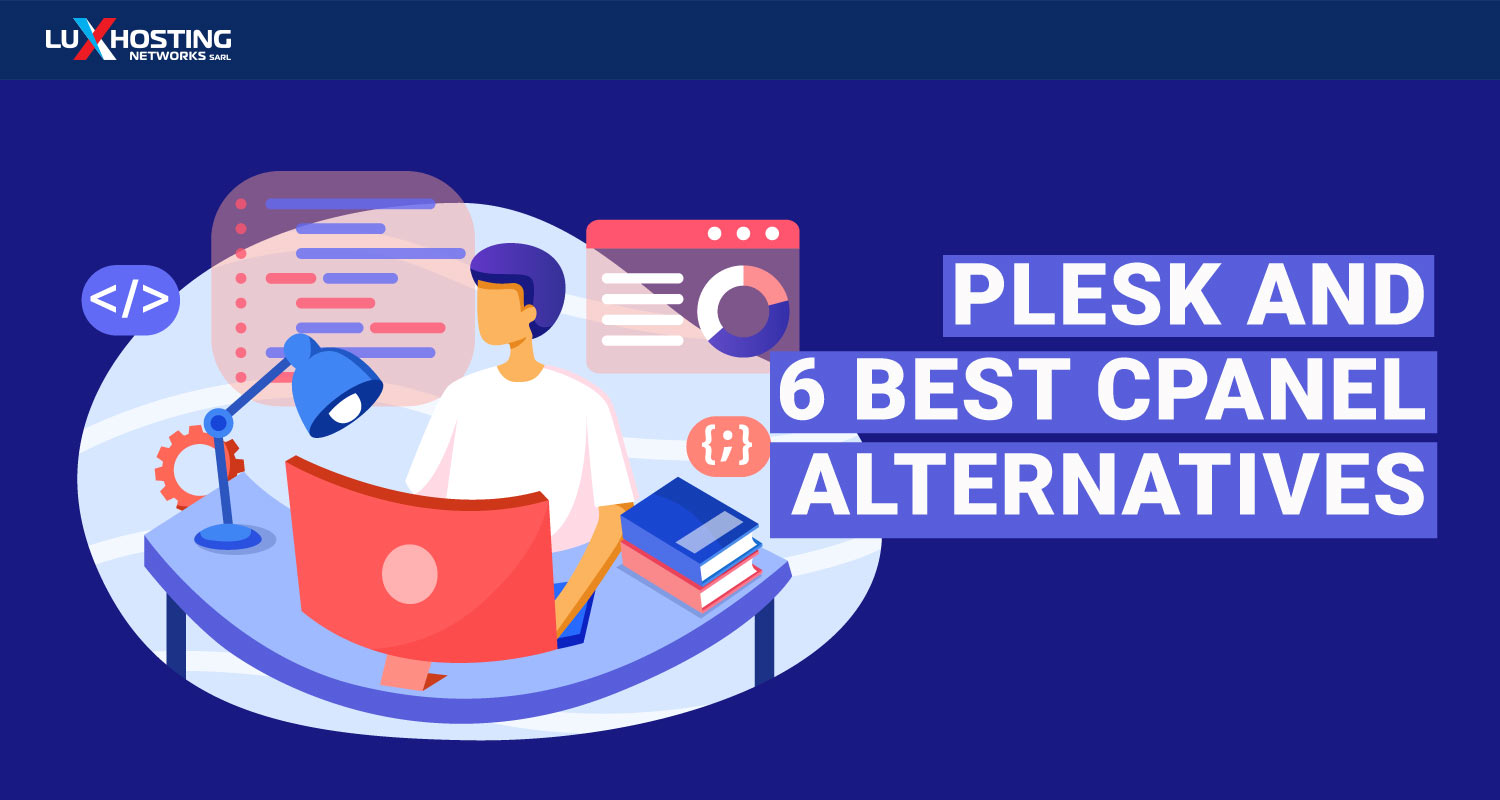 Plesk and Other cPanel Alternatives in 2020