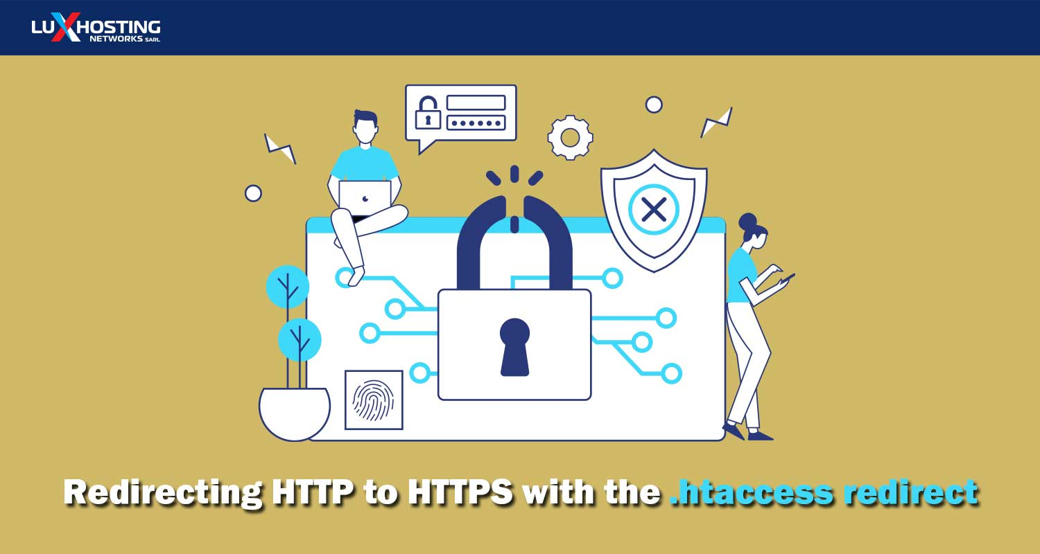 Redirecting HTTP to HTTPS with the .htaccess Redirect