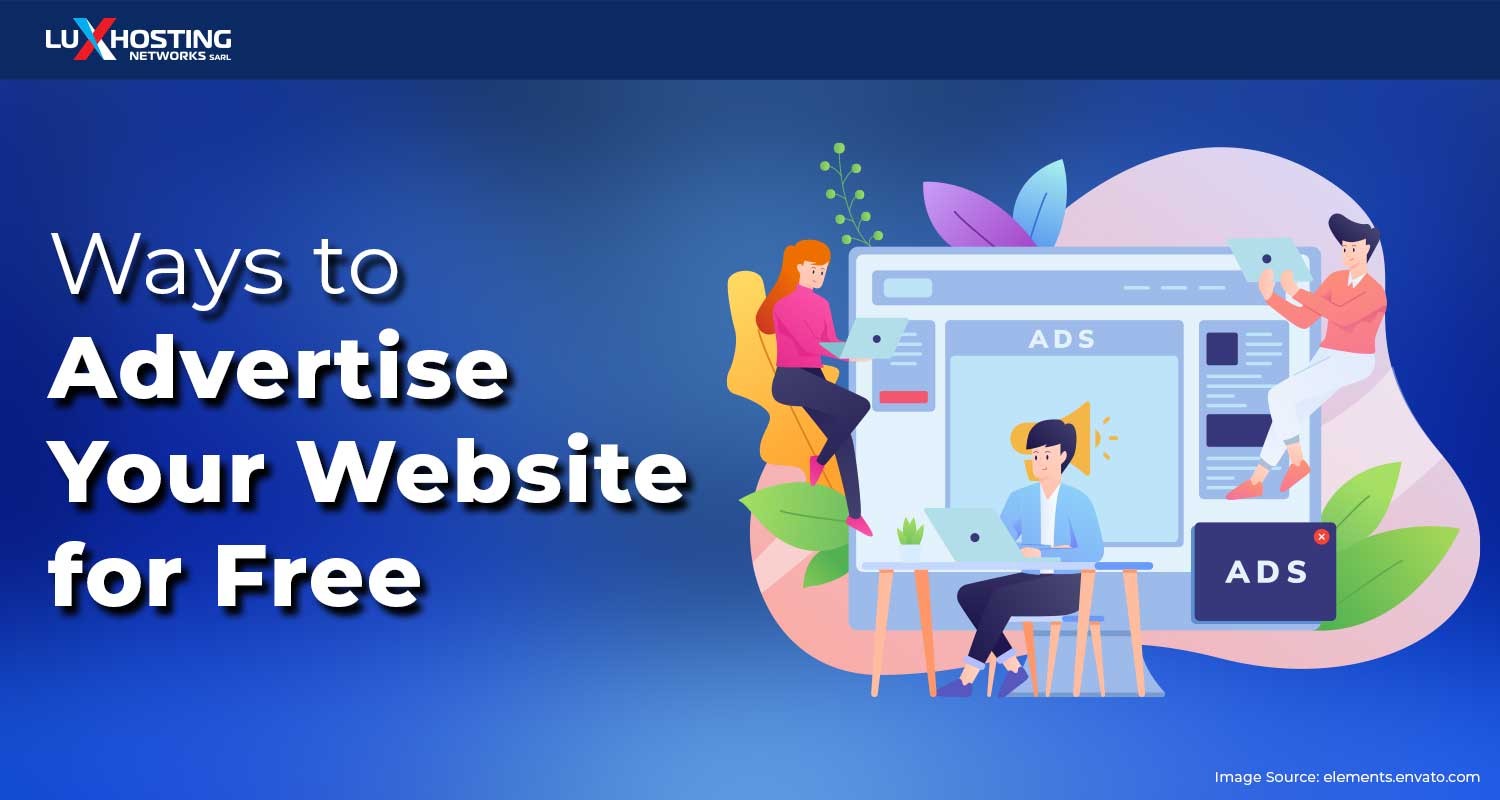 How to Advertise your Website for FREE in 6 steps